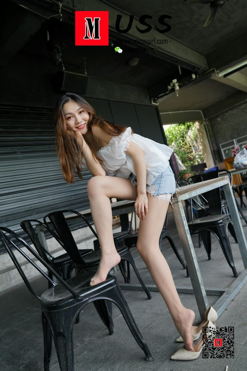 "[MussGirl慕丝女郎]NO.014 英语老师Mr.yuanyuan""丝""生活2[95P/212M]"